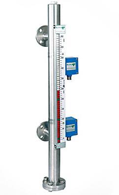 磁性液位计可确保制药业的安全