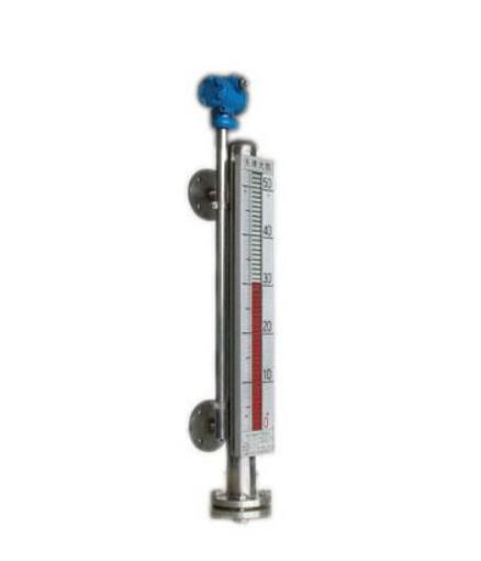 由铝合金面板制作的磁翻板液位计的原理指标