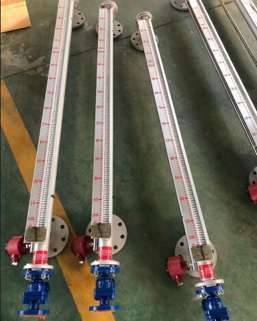 UQC-C11c低温中压型磁翻板液位计