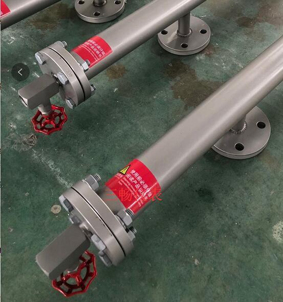 UQC-C11a高温低压型磁翻板液位计