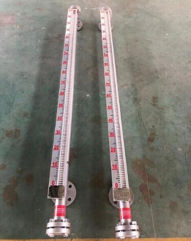 UQC-C12a低温高压型磁翻板液位计