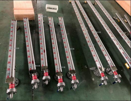 UQC-C侧装式磁翻板液位计