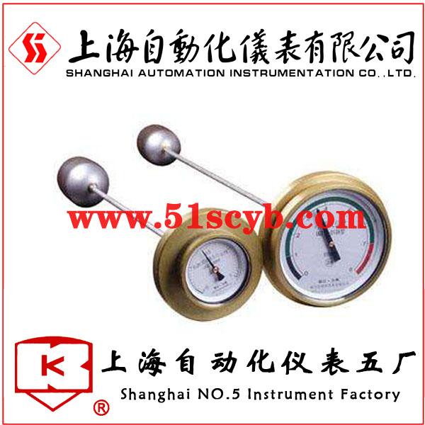 UQZ-1-00012顶置式浮球液位计