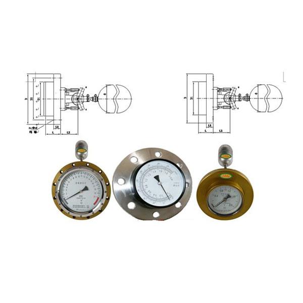UQZ-2-00013侧装式浮球液位计