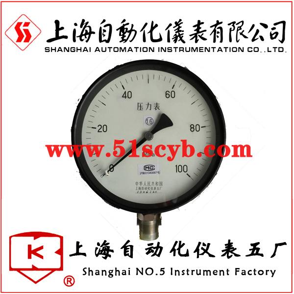 Y-200高压压力表