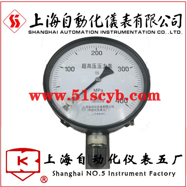 Y-250超高压压力表